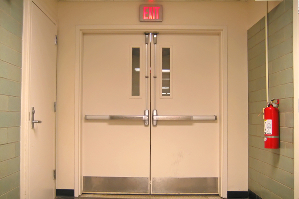 Fire rated doors for 1 hour fire rated glass door
